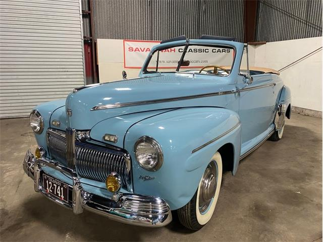 1942 Ford Super Deluxe (CC-1445072) for sale in Savannah, Georgia