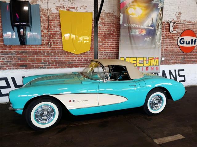 1957 Chevrolet Corvette (CC-1445075) for sale in N. Kansas City, Missouri