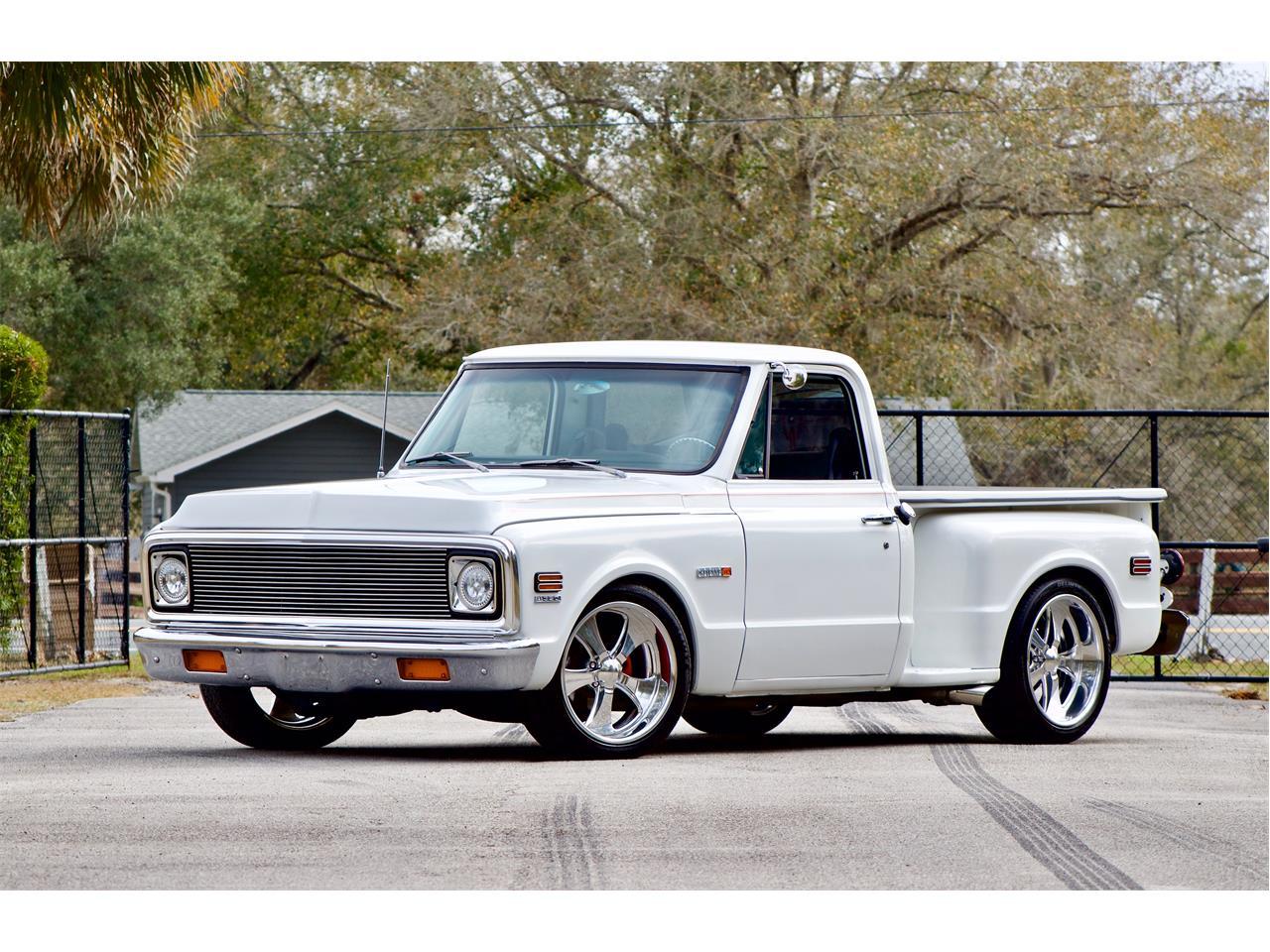 1972 Chevrolet C10 (CC-1440508) for sale in EUSTIS, Florida