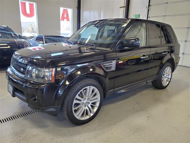 2011 Land Rover Range Rover Sport (CC-1445081) for sale in Bend, Oregon