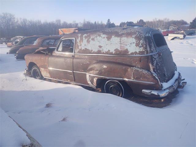 1950 Pontiac Wagon (CC-1445125) for sale in Parkers Prairie, Minnesota