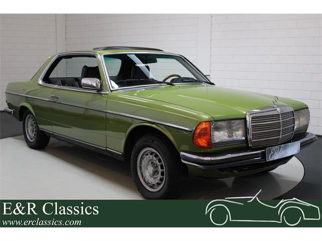 1979 Mercedes-Benz W123 (CC-1445127) for sale in Waalwijk, Noord Brabant