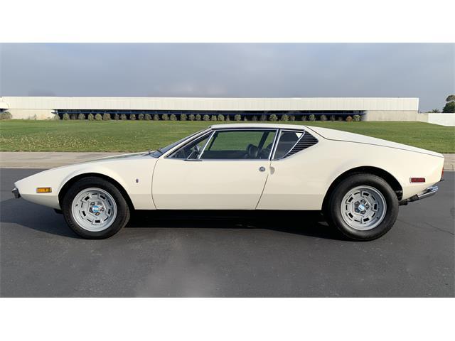 1971 De Tomaso Pantera (CC-1445136) for sale in Cypress, California