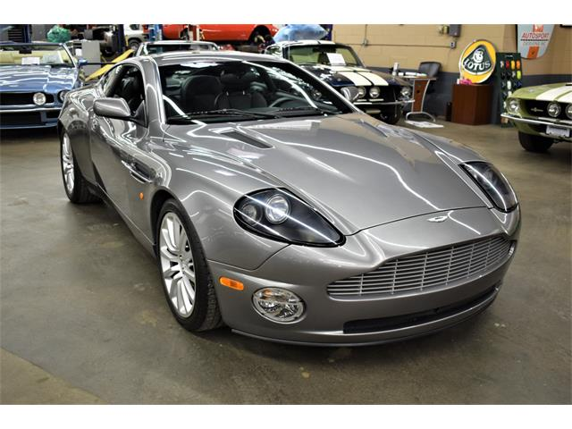 2003 Aston Martin Vanquish (CC-1445137) for sale in Huntington Station, New York
