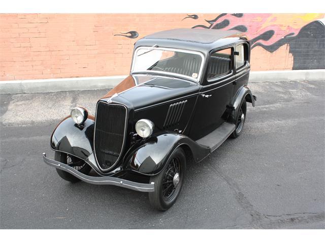 1936 Ford Model Y (CC-1445149) for sale in Tucson, Arizona