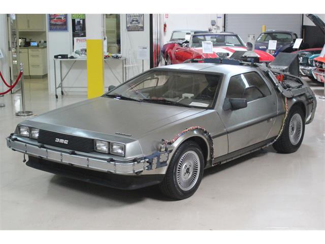 1981 DeLorean DMC-12 (CC-1445150) for sale in SAN DIEGO, California