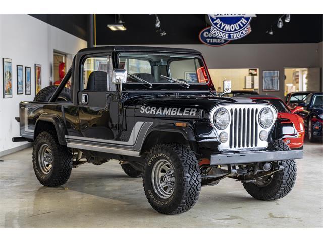 1982 Jeep CJ8 Scrambler (CC-1445152) for sale in STRATFORD, Connecticut
