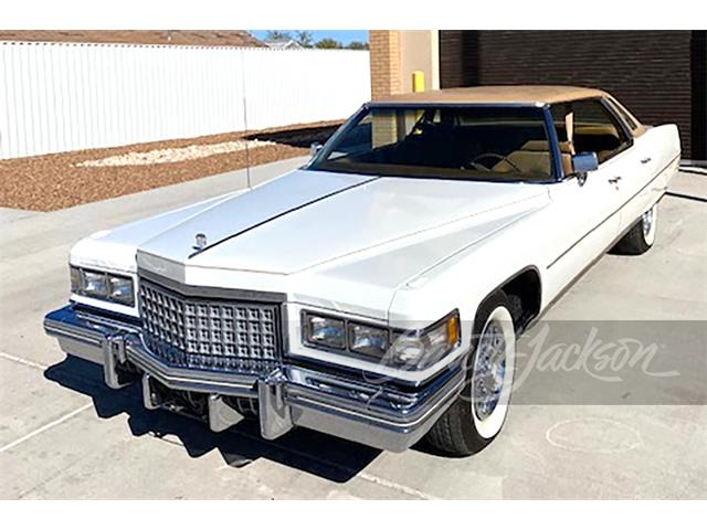 1976 Cadillac Sedan DeVille (CC-1445167) for sale in Scottsdale, Arizona