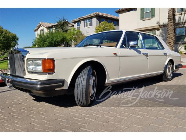 1989 Rolls-Royce Silver Spur (CC-1445168) for sale in Scottsdale, Arizona
