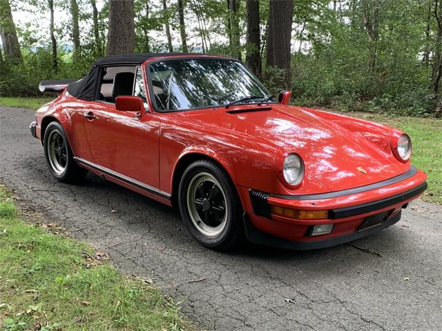 1986 Porsche 911 Carrera (CC-1440517) for sale in Quarryville, Pennsylvania