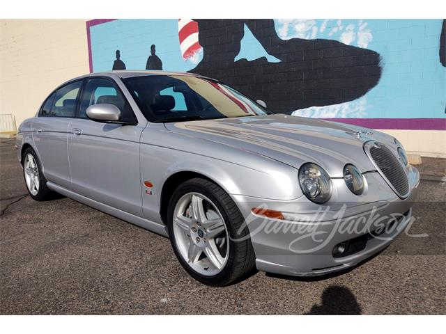 2003 Jaguar S-Type (CC-1445174) for sale in Scottsdale, Arizona