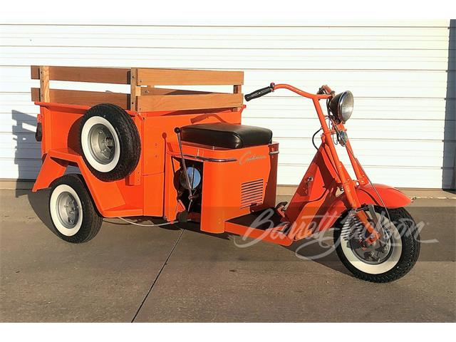 1956 Cushman Motorcycle (CC-1445178) for sale in Scottsdale, Arizona