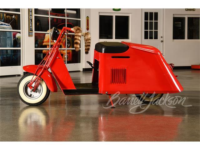 1954 Cushman Motorcycle (CC-1445180) for sale in Scottsdale, Arizona
