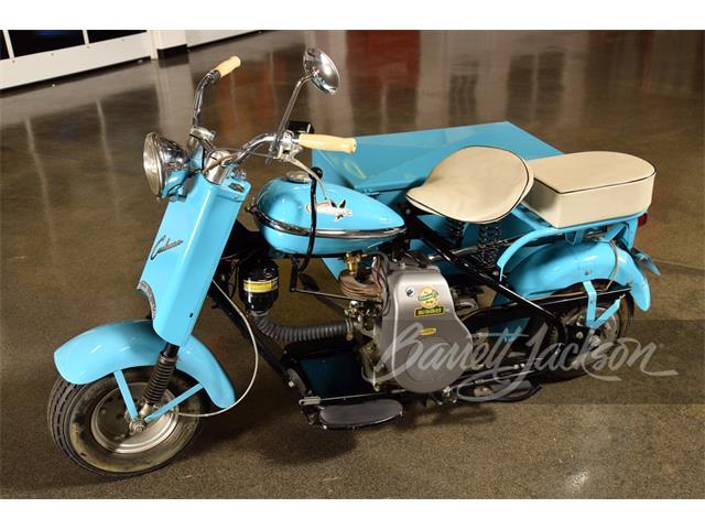 1957 Cushman Motorcycle (CC-1445181) for sale in Scottsdale, Arizona
