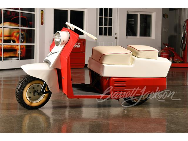 1958 Cushman Motorcycle (CC-1445182) for sale in Scottsdale, Arizona