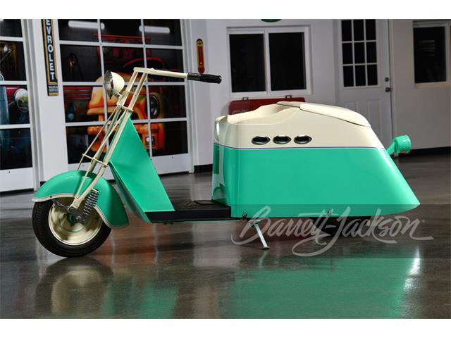 1957 Cushman Motorcycle (CC-1445186) for sale in Scottsdale, Arizona
