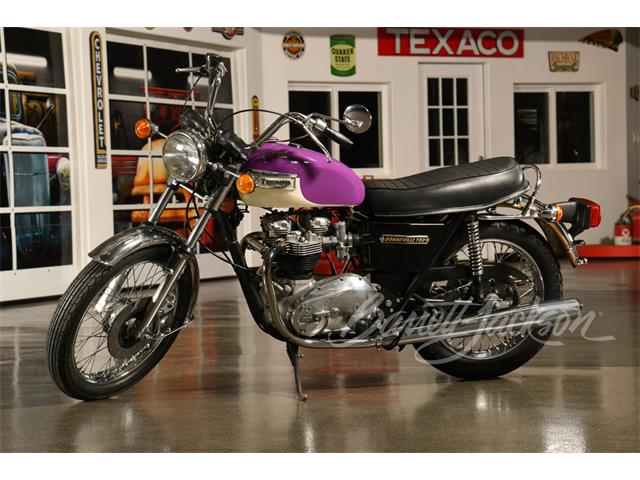 1976 Triumph Motorcycle (CC-1445192) for sale in Scottsdale, Arizona