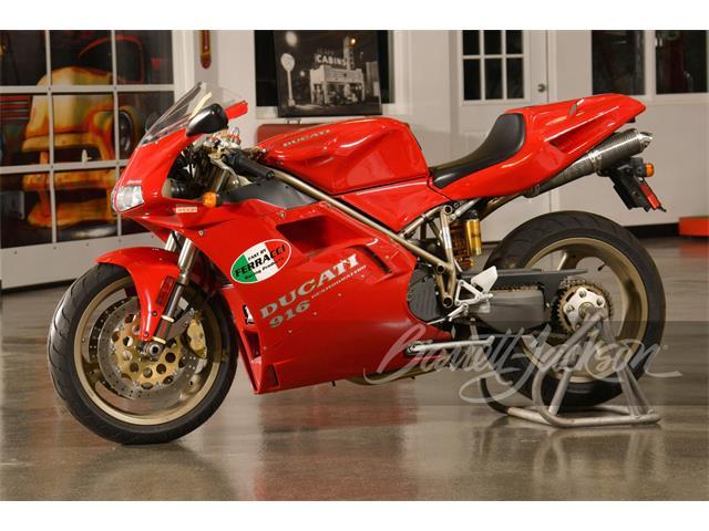 1995 Ducati Motorcycle (CC-1445206) for sale in Scottsdale, Arizona