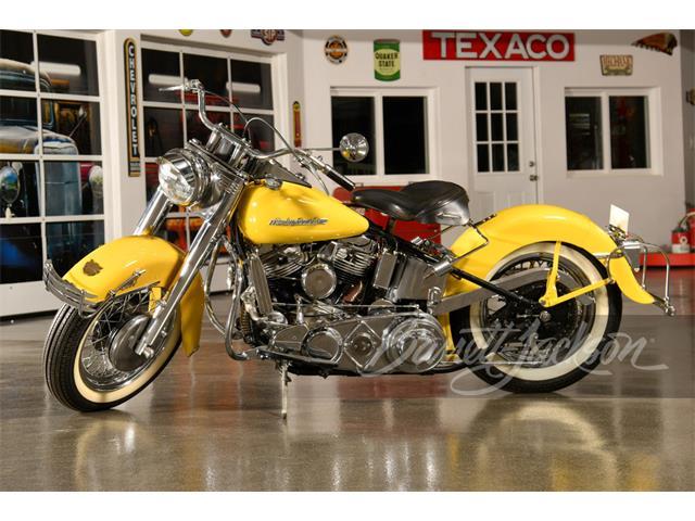 1954 Harley-Davidson Motorcycle (CC-1445209) for sale in Scottsdale, Arizona