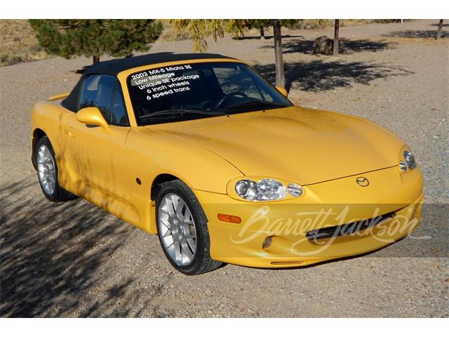 2002 Mazda Miata (CC-1445215) for sale in Scottsdale, Arizona
