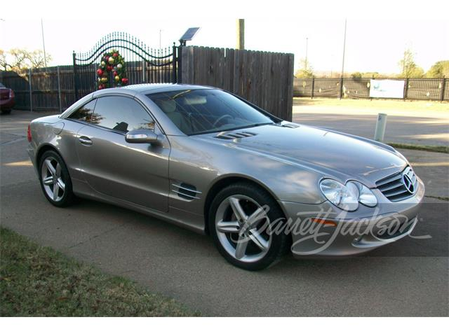 2004 Mercedes-Benz SL500 (CC-1445229) for sale in Scottsdale, Arizona