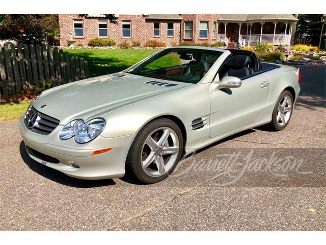 2003 Mercedes-Benz SL500 (CC-1445233) for sale in Scottsdale, Arizona