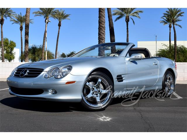 2003 Mercedes-Benz SL500 (CC-1445236) for sale in Scottsdale, Arizona