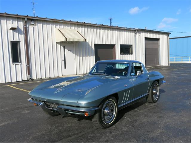 1966 Chevrolet Corvette (CC-1440524) for sale in Manitowoc, Wisconsin