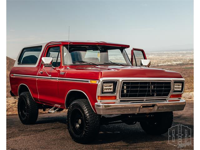 1978 Ford Bronco (CC-1440525) for sale in Gilbert, Arizona