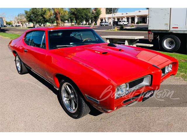 1968 Pontiac LeMans (CC-1445250) for sale in Scottsdale, Arizona