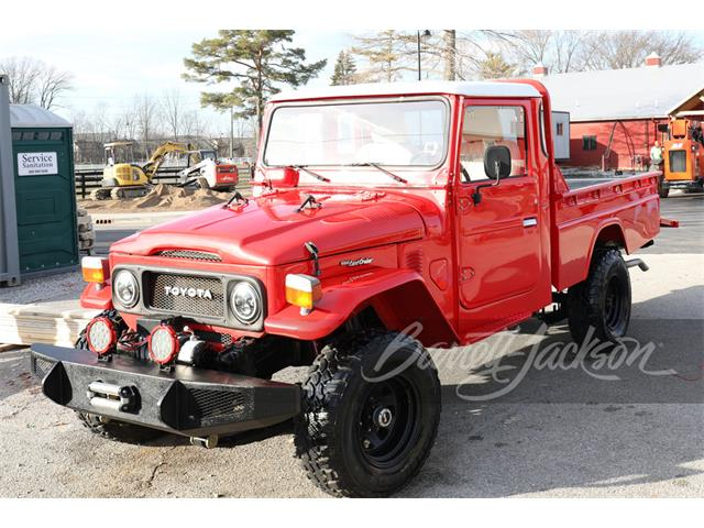 1986 Toyota Land Cruiser FJ (CC-1445257) for sale in Scottsdale, Arizona