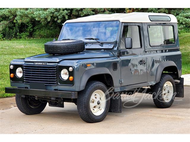 1988 Land Rover Defender (CC-1445260) for sale in Scottsdale, Arizona