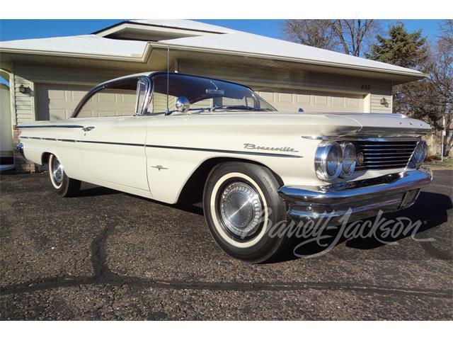 1960 Pontiac Bonneville (CC-1445263) for sale in Scottsdale, Arizona