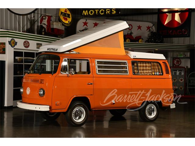 1973 Volkswagen Westfalia Camper (CC-1445278) for sale in Scottsdale, Arizona