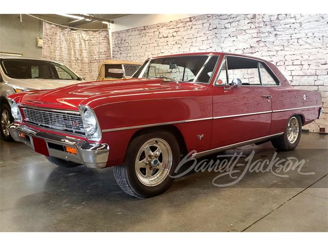 1966 Chevrolet Chevy II Nova (CC-1445289) for sale in Scottsdale, Arizona