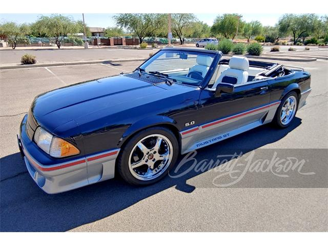 1988 Ford Mustang GT (CC-1445302) for sale in Scottsdale, Arizona