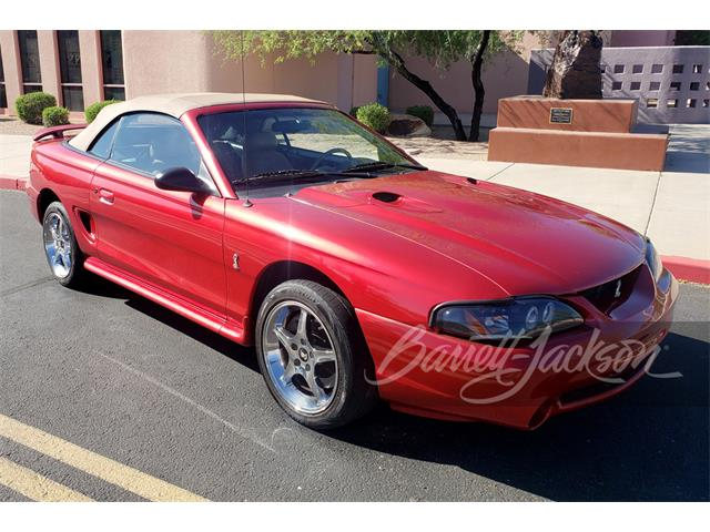 1996 Ford Mustang (CC-1445323) for sale in Scottsdale, Arizona