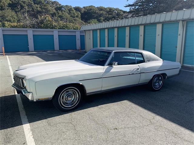 1972 Chevrolet Monte Carlo (CC-1440534) for sale in Pacific Grove, California