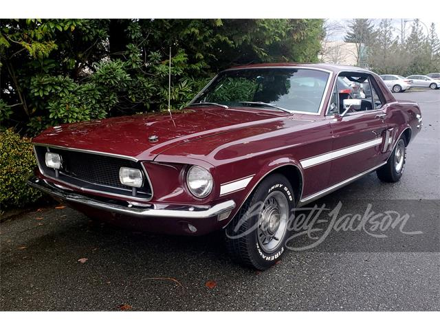 1968 Ford Mustang GT/CS (California Special) (CC-1445342) for sale in Scottsdale, Arizona