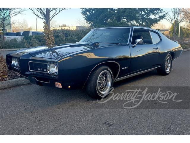 1969 Pontiac GTO (CC-1445343) for sale in Scottsdale, Arizona