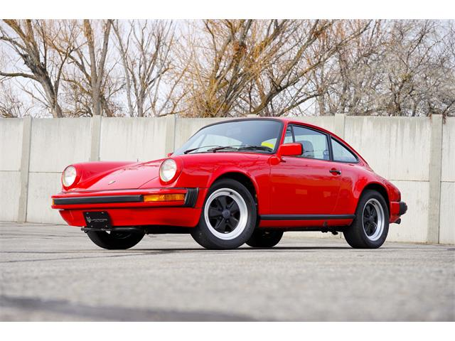 1980 Porsche 911SC (CC-1440535) for sale in Boise, Idaho