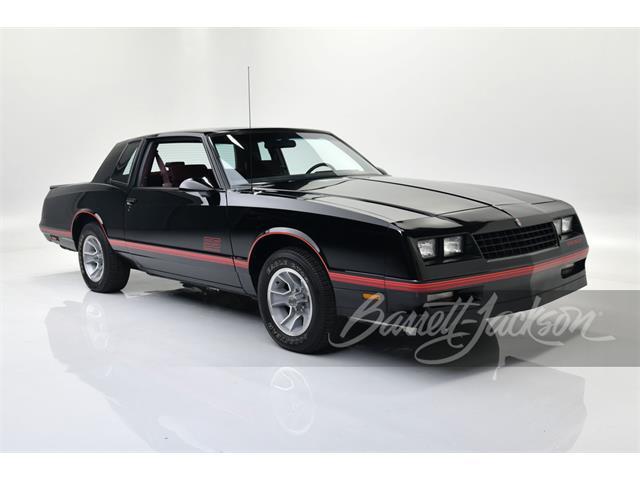 1988 Chevrolet Monte Carlo (CC-1445353) for sale in Scottsdale, Arizona
