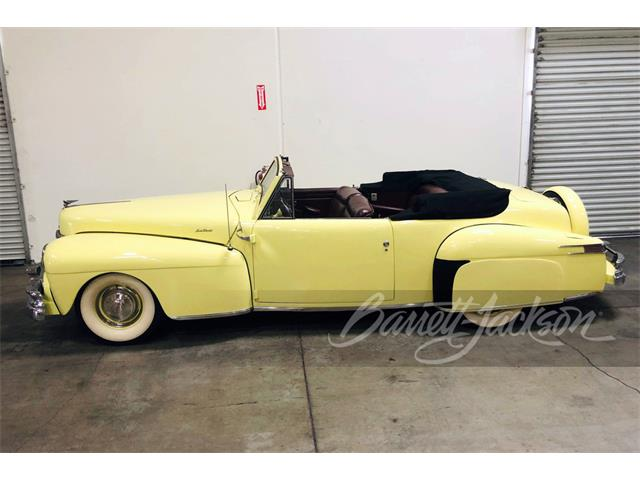 1946 Lincoln Continental (CC-1445362) for sale in Scottsdale, Arizona