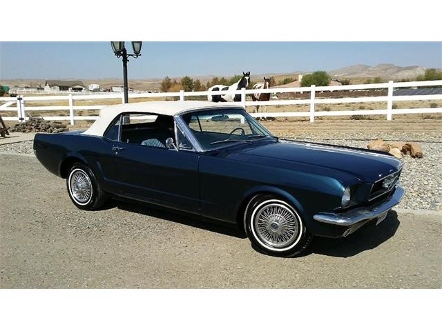 1964 Ford Mustang (CC-1440537) for sale in Bakersfield, California