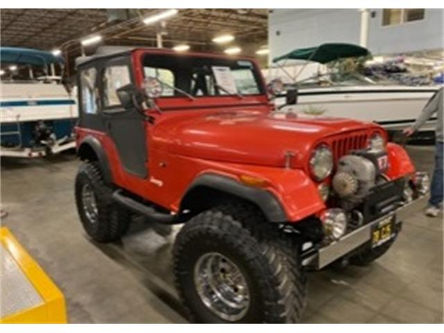 1978 Jeep CJ5 (CC-1440054) for sale in Palm Springs, California