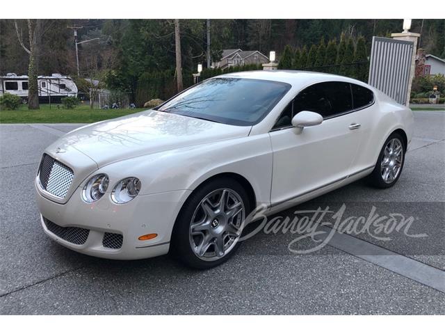 2009 Bentley Continental (CC-1445401) for sale in Scottsdale, Arizona