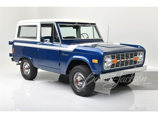 1977 Ford Bronco (CC-1445426) for sale in Scottsdale, Arizona