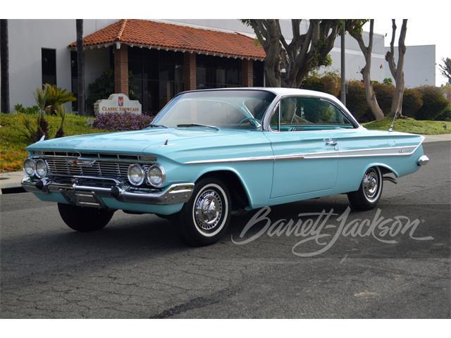 1961 Chevrolet Impala SS (CC-1445433) for sale in Scottsdale, Arizona