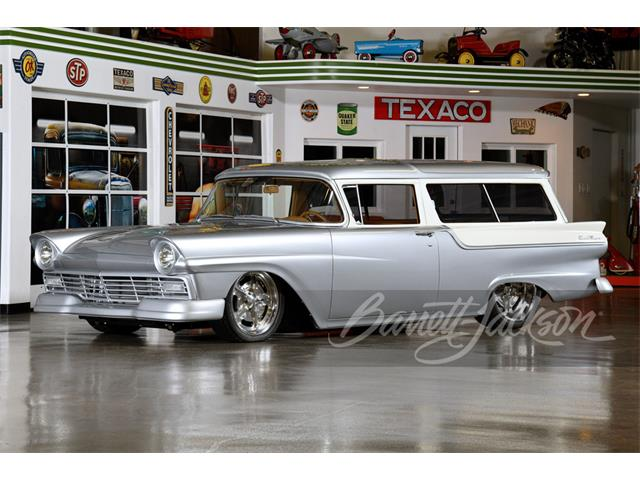 1957 Ford Ranch Wagon (CC-1445442) for sale in Scottsdale, Arizona