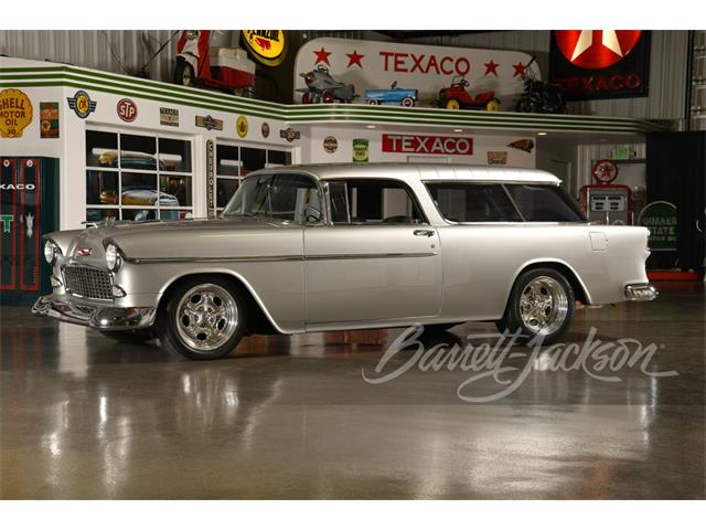 1955 Chevrolet Nomad (CC-1445443) for sale in Scottsdale, Arizona